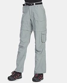 EMS® Women's Camp Convertible Water-Repellent Zip-Off Cargo Pants