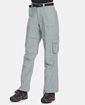 fb7bae0c317 EMS® Women s Camp Convertible Water-Repellent Zip-Off Cargo Pants