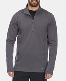 EMS® Men's Techwick® Dual Thermo II 1/2-Zip Pullover