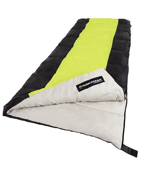 Trademark Global Sleeping Bag 2-Season By Wakeman Outdoors
