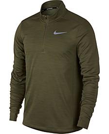 Men's Pacer Dri-FIT Half-Zip Running Top