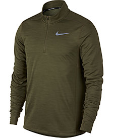Nike Men's Pacer Dri-FIT Half-Zip Running Top