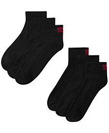 Levi's® Men's 6-Pk. Mid-Cut Athletic Socks