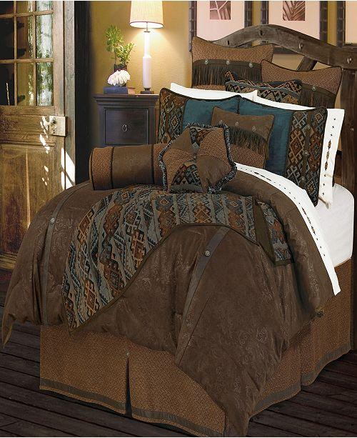 HiEnd Accents Del Rio Comforter Set, Twin