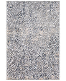 "Surya Alpine ALP-2302 Medium Gray 6'7"" x 9'6"" Area Rug"