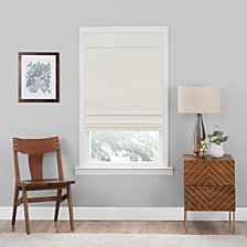 Cordless Blackout Roman Window Shade, 29X64