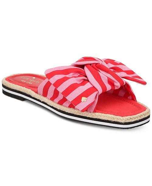 56ddc8a50 kate spade new york Caliana Flat Sandals   Reviews - Sandals   Flip ...