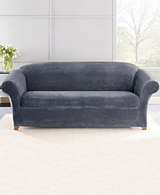 Stretch Plush Slipcover Collection