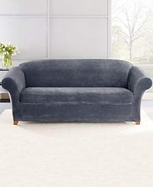 Sure Fit Stretch Plush Slipcover Collection