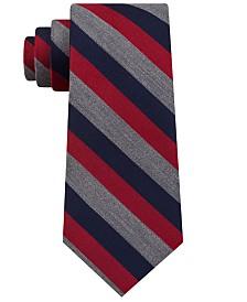 Tommy Hilfiger Men's Heather Stripe Tie
