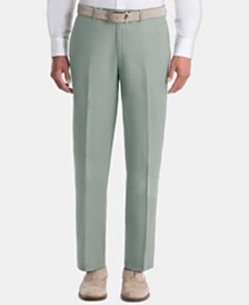 Lauren Ralph Lauren Men's UltraFlex Classic-Fit Sage Linen Pants
