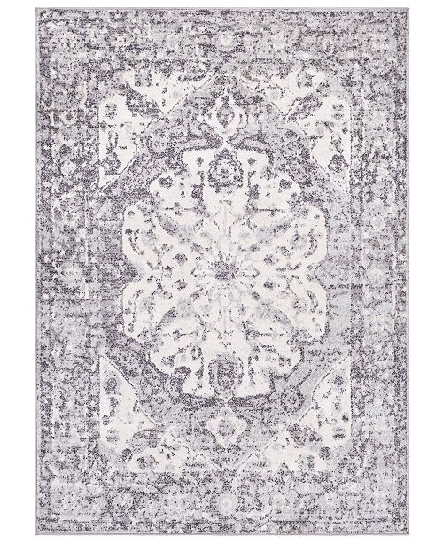 Surya Elaziz ELZ-2310 Medium Gray 2' x 3' Area Rug