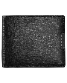 Perry Ellis Men's Virginia Passcase Leather Wallet
