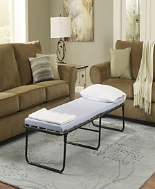 Simmons BeautySleep Memory Foam Foldaway Guest Bed