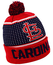 Forever Collectibles St. Louis Cardinals Big Logo Light Up Knit Hat