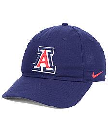 Nike Arizona Wildcats Core Easy Adjustable Strapback Cap