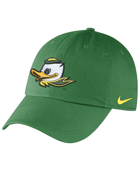 Nike Oregon Ducks Core Easy Adjustable Strapback Cap