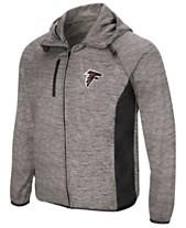 3eb4430d6 G-III Sports Men s Atlanta Falcons Side Judge Player Front Zip Jacket