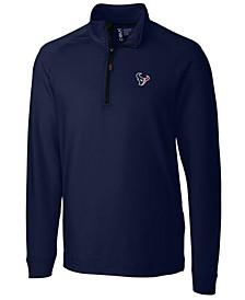 Men's Houston Texans Jackson Half-Zip Pullover