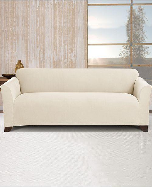 Sure Fit Stretch Morgan 1 Pc Sofa