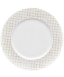 Hammock Rim  Dinner Plate - Dots, Created for Macy's