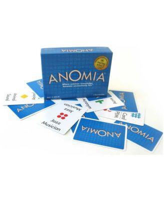 Anomia Press Anomia Game