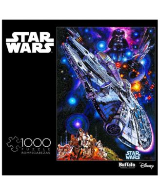 Star Wars Vintage Art - Youre All Clear, Kid- 1000 Pieces Puzzle