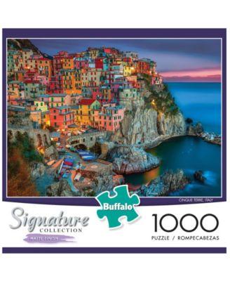 Signature Collection - Cinque Terre, Italy- 1000 Piece Puzzle