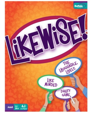 Likewise! Game