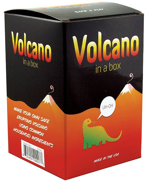 Copernicus Volcano in a Box