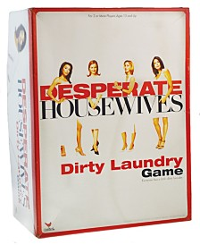Desperate Housewives Dirty Laundry Game