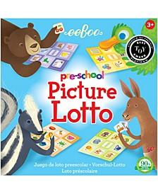 Pre-school Lotto Game
