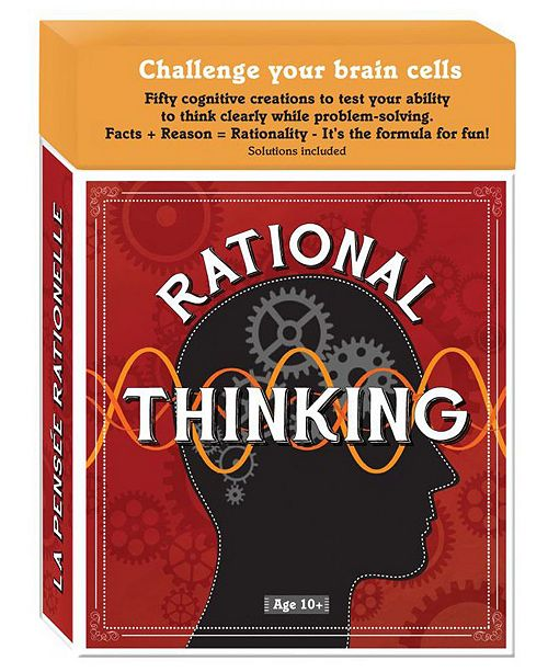 Family Games Inc. Rational Thinking
