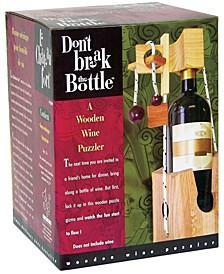 Don't Break the Bottle - Brain Teaser Puzzle