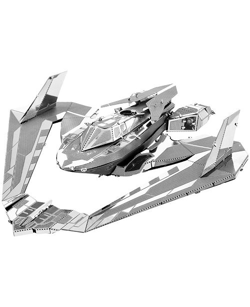 Fascinations Metal Earth 3D Metal Model Kit - Batman v Superman Batwing
