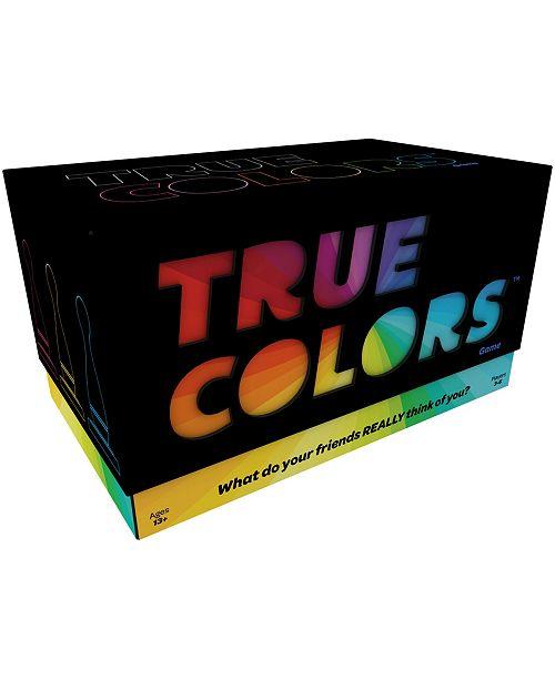 Pressman Toy True Colors