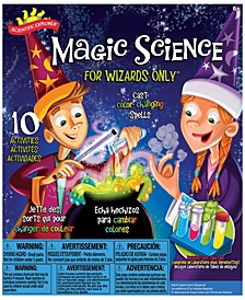 Magic Science Wizards