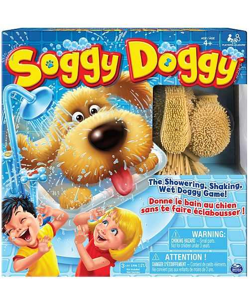 Spin Master Games Soggy Doggy