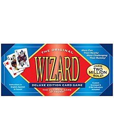 Wizard Card Game - Deluxe Edition