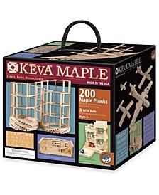 KEVA Maple - 200 Plank Set
