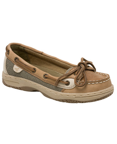 Sperry Girls' or Little Girls' Angelfish Boat Shoes - Shoes - Kids ...