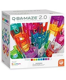 Q-BA-MAZE 2.0 Spectrum Set Puzzle Game