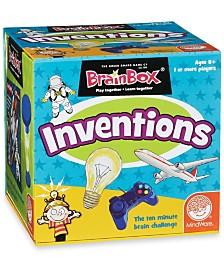 Brain Box - Inventions