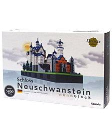 nanoblock Deluxe Edition Level 7 - Schloss Neuschwanstein- 5800 Pieces