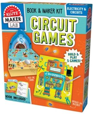 Klutz Maker Lab - Circuit Games