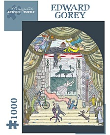 Edward Gorey - Jigsaw Puzzle- 1000 Pieces