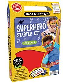 Jr. My Superhero Starter Kit
