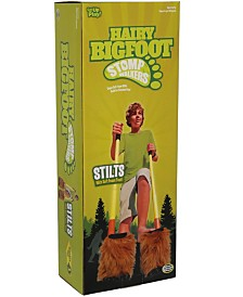 Hairy Bigfoot Stomp Walkers Stilts