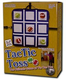 TacTic Toss