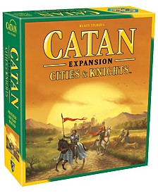 Catan- Cities and Knights Expansion